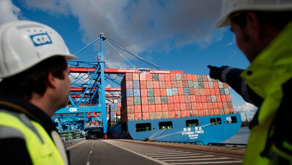 2012 muss Deutschland mit einem Mini-Wirtschaftswachstum sein Auskommen finden, prognostiziert das ifo-Institut