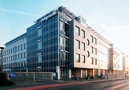 Neuer Eigner: Unitymedia-Zentrale in Köln