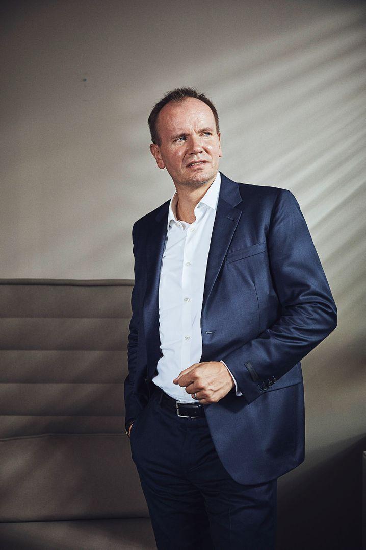 Auch 2021 noch Chef? Markus Braun aka Mr. Wirecard.