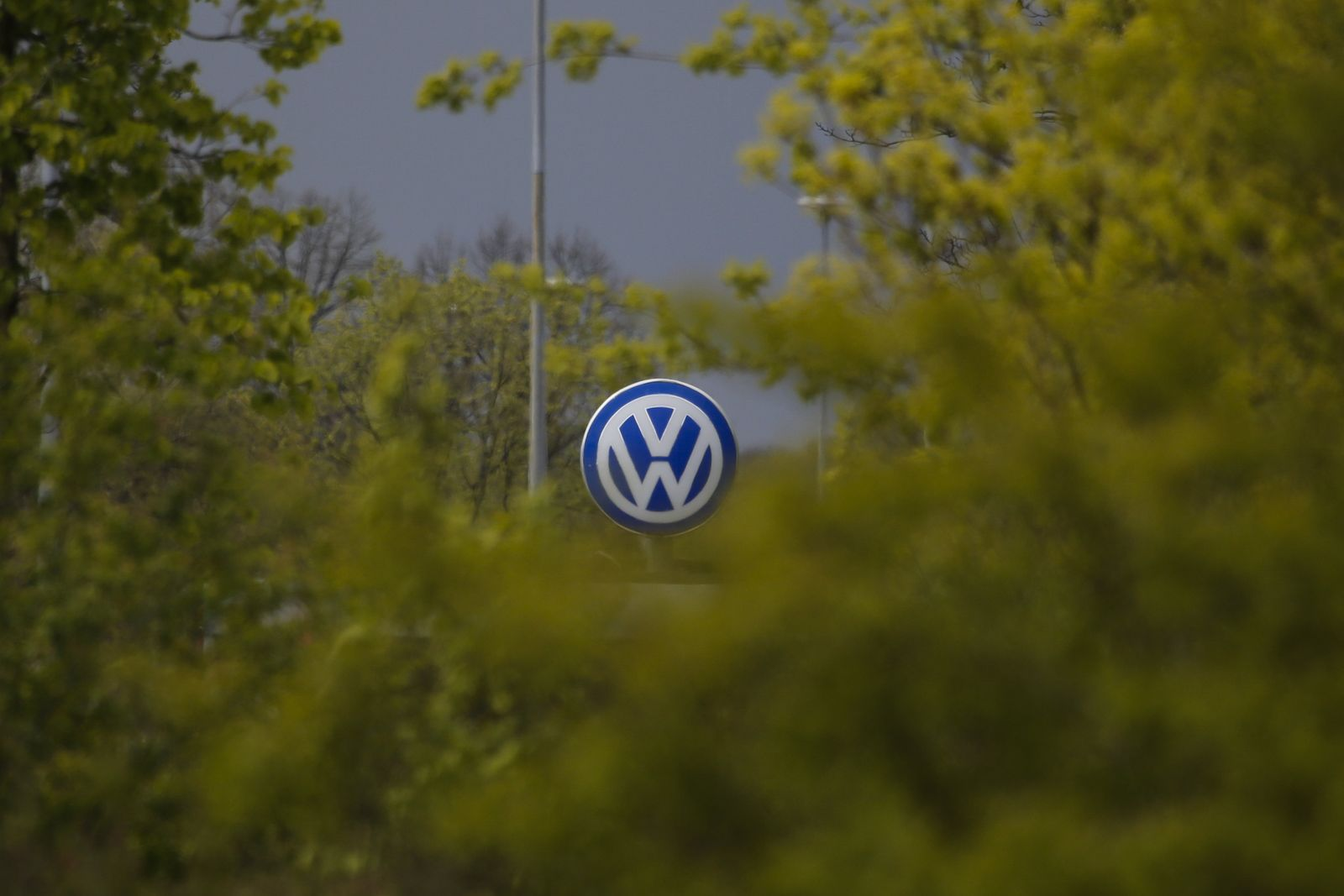 Germany Volkswagen Wage Deal