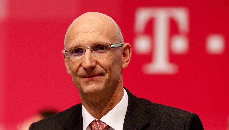 Tim Höttges nimmt Abschied von der Strategie seines Vorgängers René Obermann