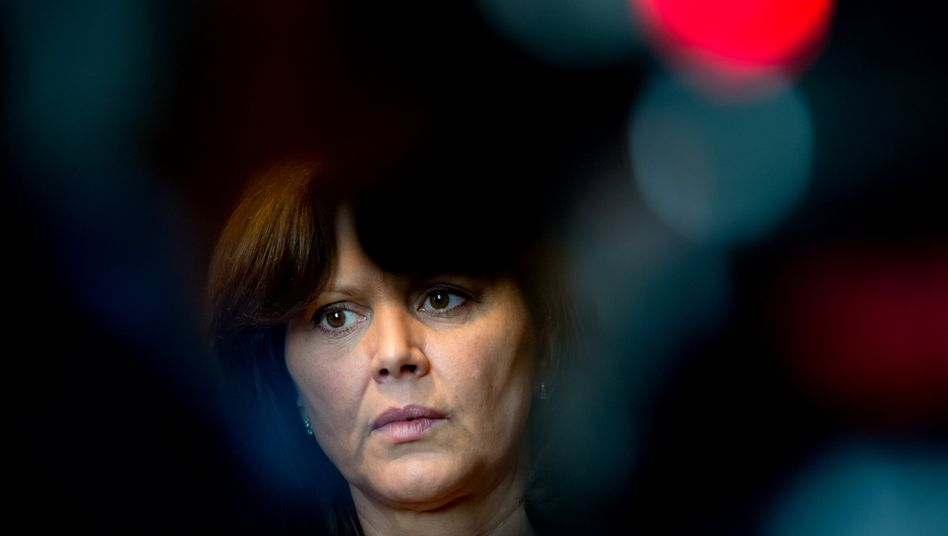 """""""Hastor gefährdet die Zukunft von Grammer"""", sagt Bayerns Wirtschaftsministerin Ilse Aigner (Archivfoto)"""