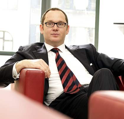 Der Zeitpunkt ist günstig: HCI-Chef Harald Christ will das Hamburger Emissionshaus an die Börse bringen und die Expansion forcieren
