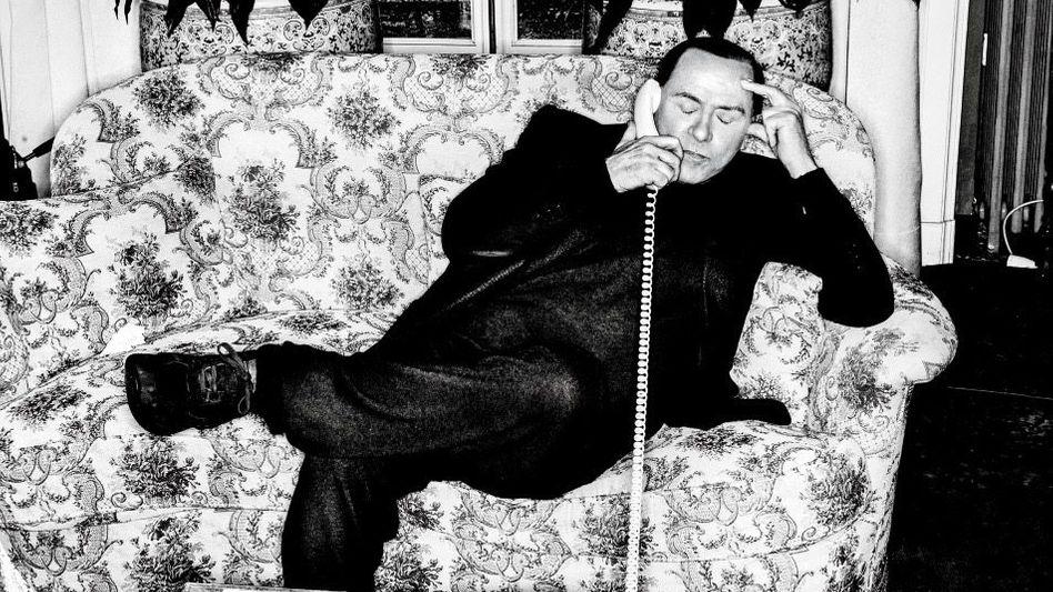 EWIGER SCHWÄTZER Medienmilliardär Silvio Berlusconi war seit 1994 schon viermal Premier. Jetzt verspricht er wieder Reformen.
