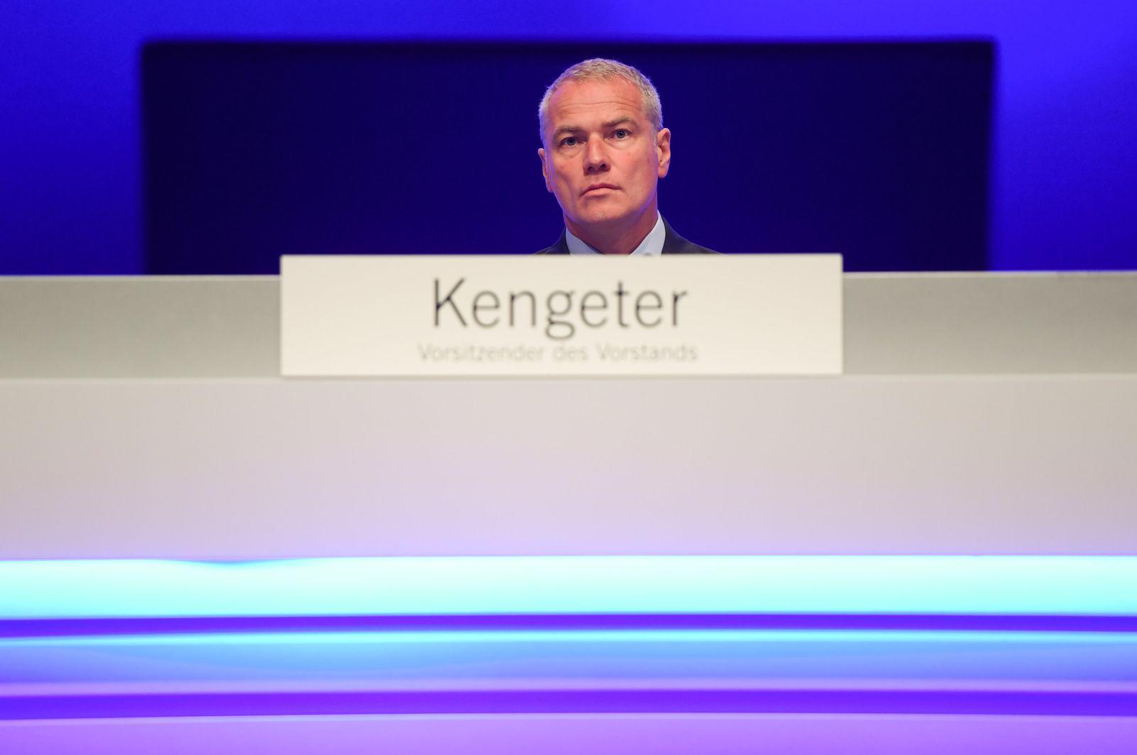 Hauptversammlung Deutsche Börse
