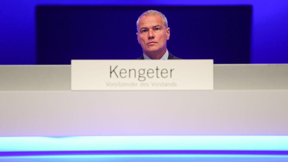 """Carsten Kengeter: """"Verdächtigung hat mich persönlich sehr getroffen"""""""