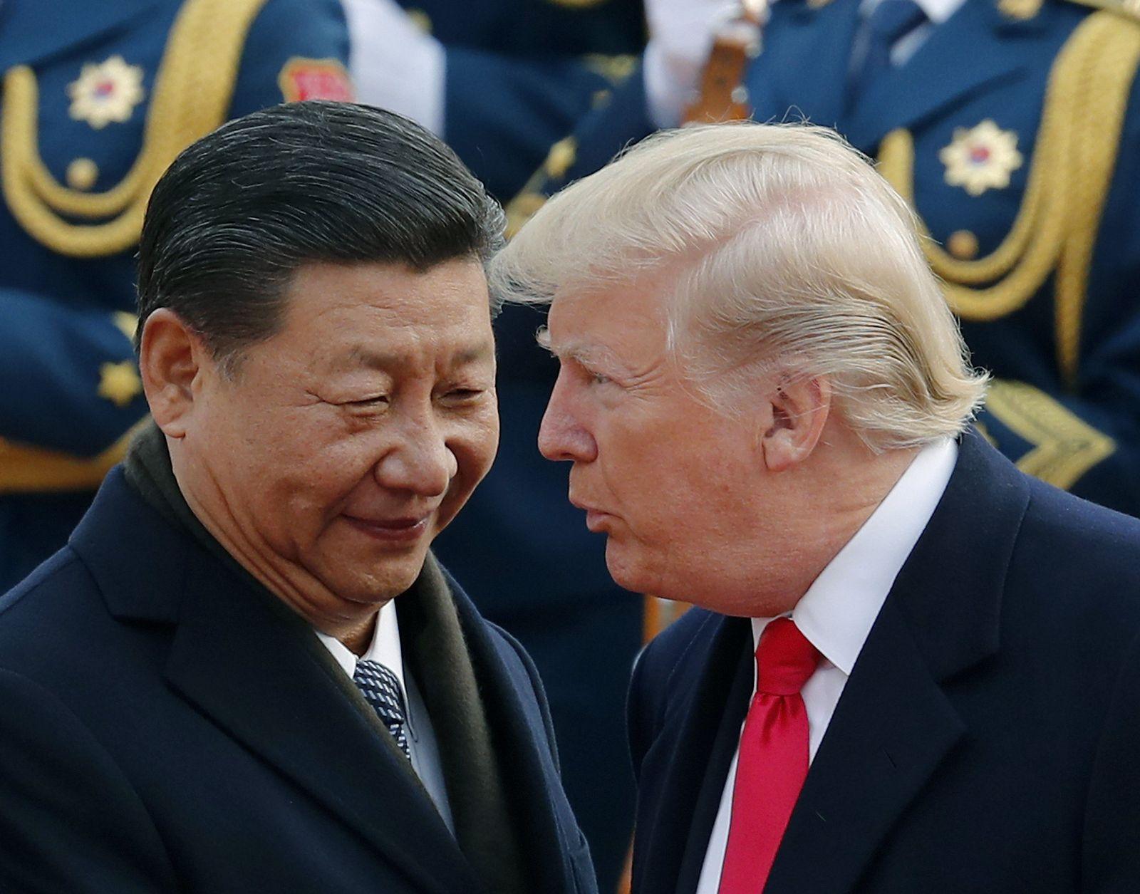 Donald Trump / Xi Jinping