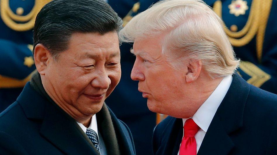 Punktsieger: Chinas Staatschef Xi Jinping