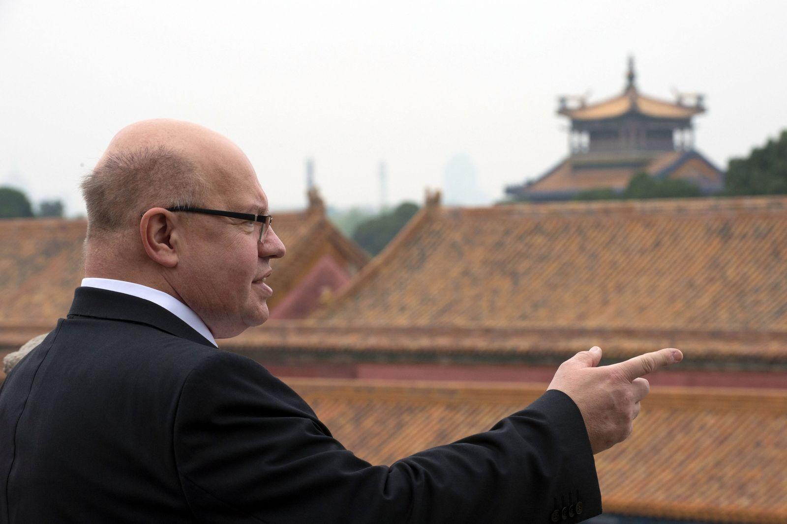 «Seidenstraßen»-Gipfel in Peking