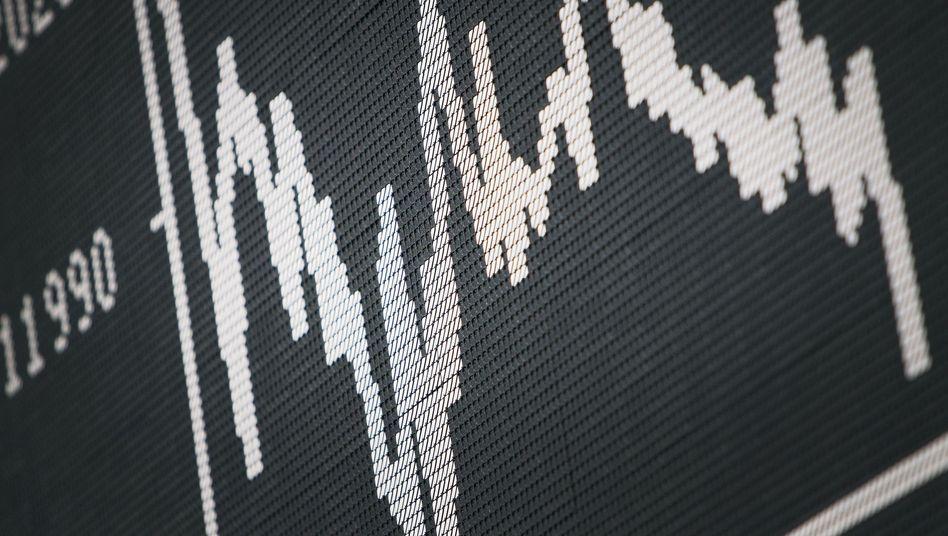 Dax im Plus: Der deutsche Leitindex klettert den achten Tag in Folge