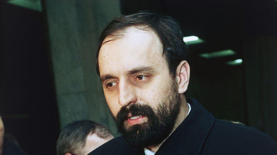 Goran Hadzic: Seit mehr als zehn Jahren auf der Flucht