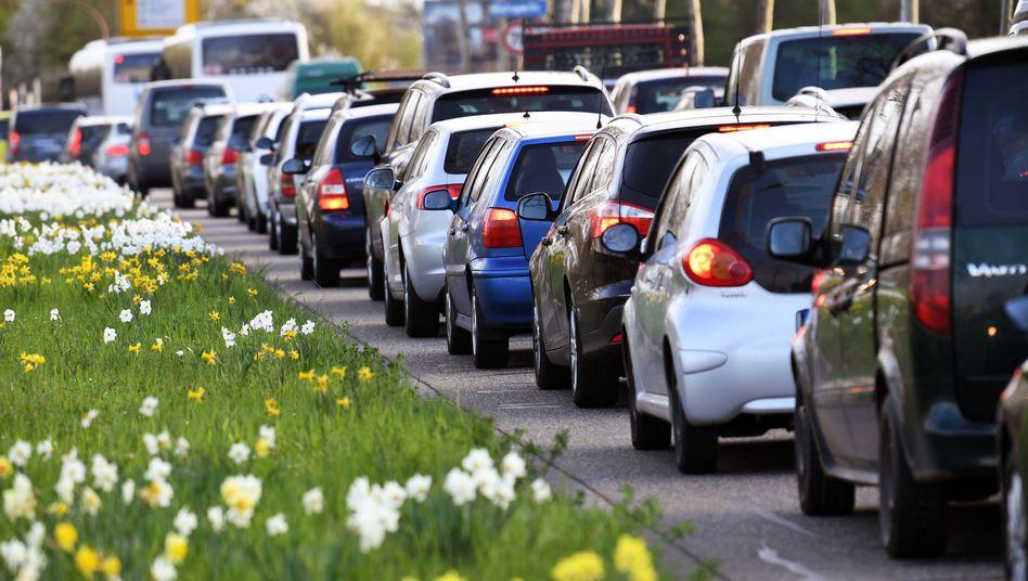 Hauptsache weg von zu Hause: Vielen erscheint angesichts der Corona-Gefahr das Verreisen mit dem eigenen Auto besonders sicher