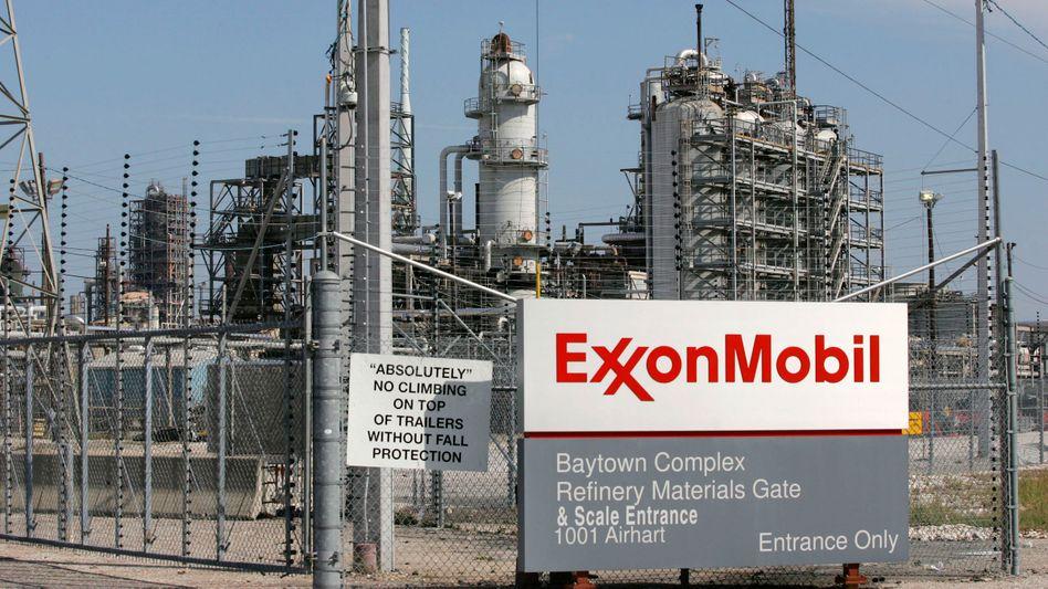 Verkehrte Welt: Exxon scheffelt in normalen Zeiten im Quartalstakt Milliardengewinne - in diesem Jahr ist alles anders