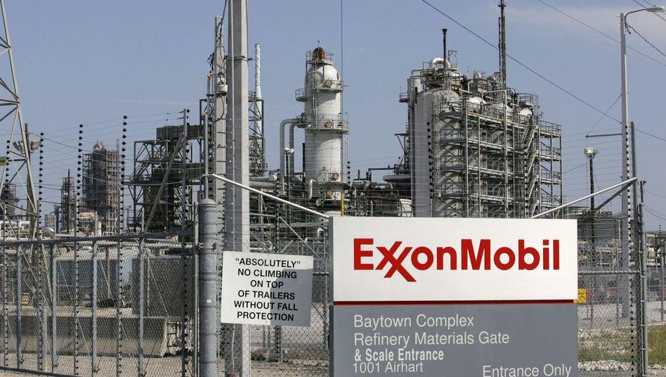Starke Raffinerie-Geschäfte: Die US-Öl-Riesen Exxon und Chevron profitierten davon im dritten Quartal