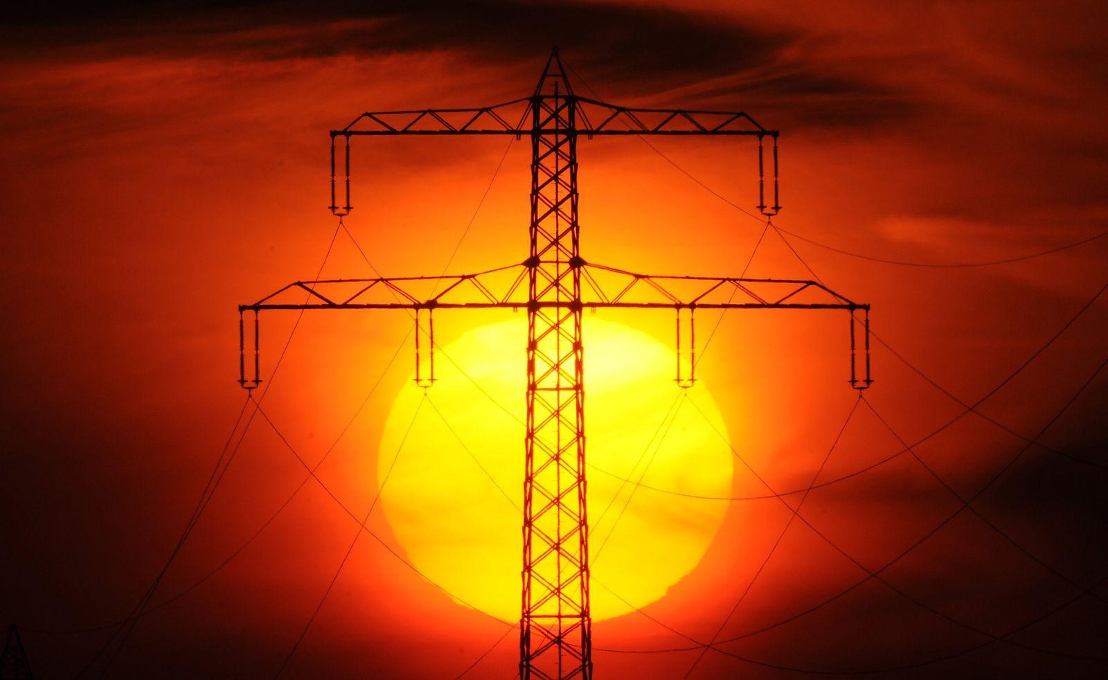 Regierung: Sonne sichert Stromversorgung bei Eiseskälte