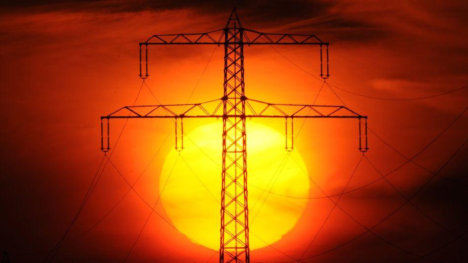 Vergangene Woche drohte europaweiter Blackout
