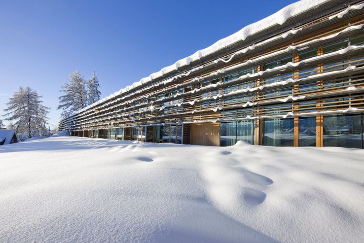 Auf 1500 Metern Höhe: Vigilius Mountain Resort