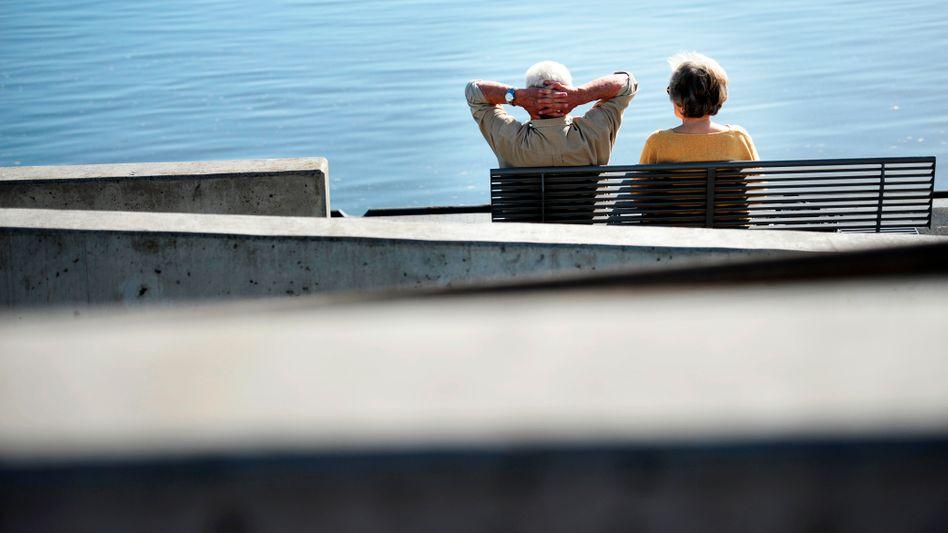 Gute Zeiten: Die Bezüge der Rentner stiegen in diesem Jahr stärker als die Inflationsrate, das wird auch 2015 sehr wahrscheinlich so sein