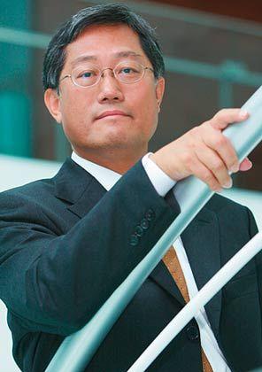BenQ-Chef Kuen-Yao Lee: Der Asiate macht nun den Job, den Siemens scheute