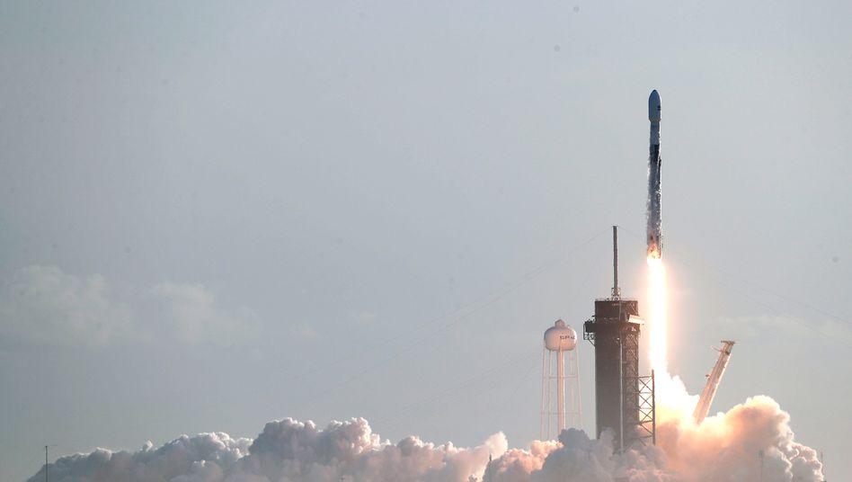 Weltraumbahnhof in Cape Canaveral, USA: Vielleicht gibt es bald auch in Deutschland einen Startplatz für (kleinere) Raketen
