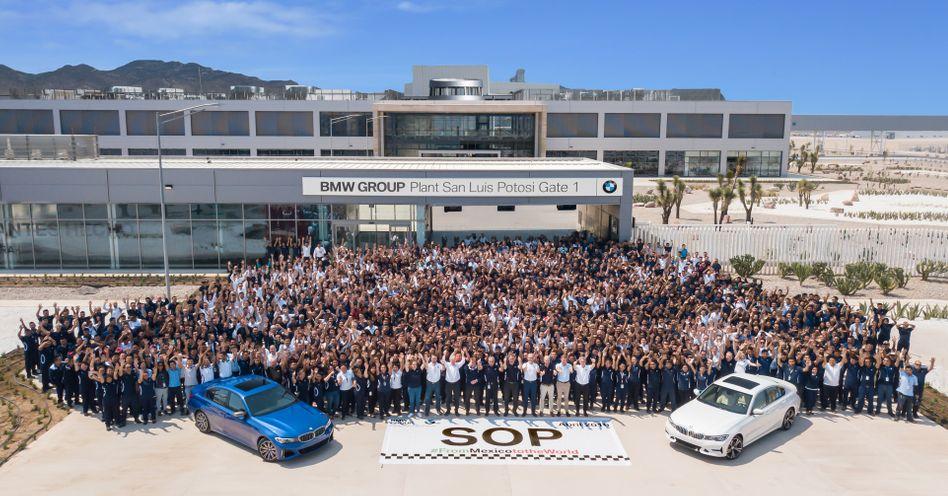 San Luis Potosí: BMW will an diesem Standort in Mexiko die neue 3er-Serie produzieren - trotz der Drohungen von Donald Trump