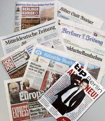 Von Ost bis West: Das neue Zeitungsportfolio von DuMont Schauberg