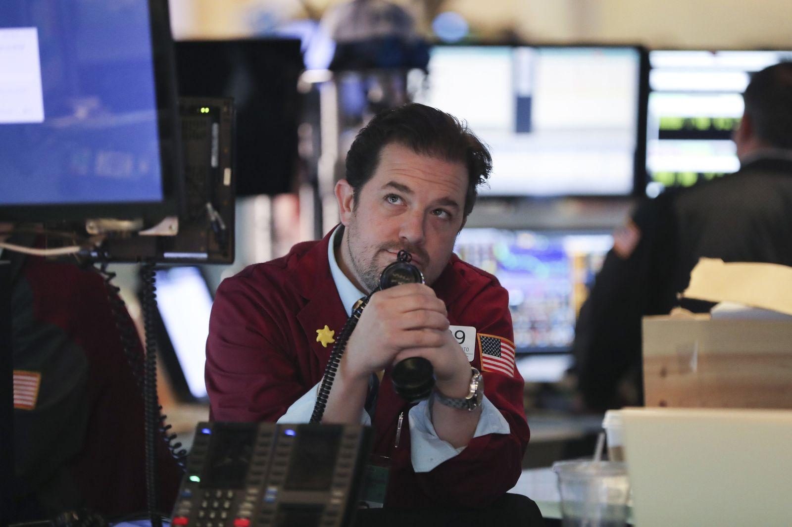 Börse Wall Street Händler