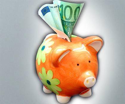 Sparen allein nützt nichts: Viele Studenten müssen ihre Hochschulausbildung mit Krediten finanzieren