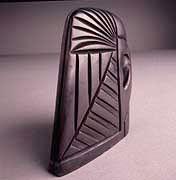 Der 1. Preis: Eine Bronze von Rainer Kriester