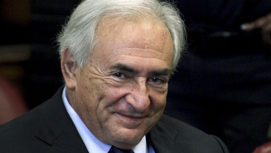 Strauss-Kahn: Der ehemalige IWF-Chef soll am Vormittag außerplanmäßig vor Gericht erscheinen