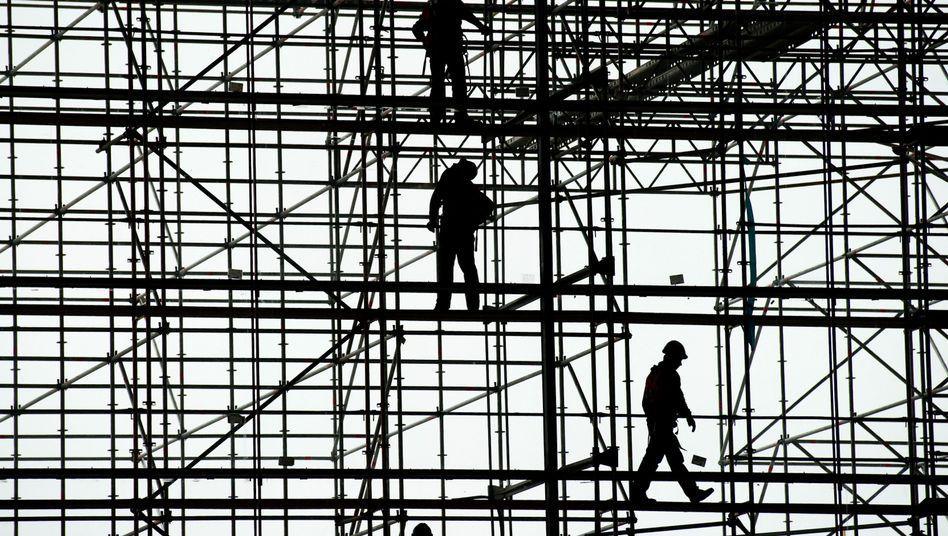 Die Führungskräfte in der deutschen Wirtschaft beurteilen die Geschäftslage so gut wie noch nie seit der Wiedervereinigung