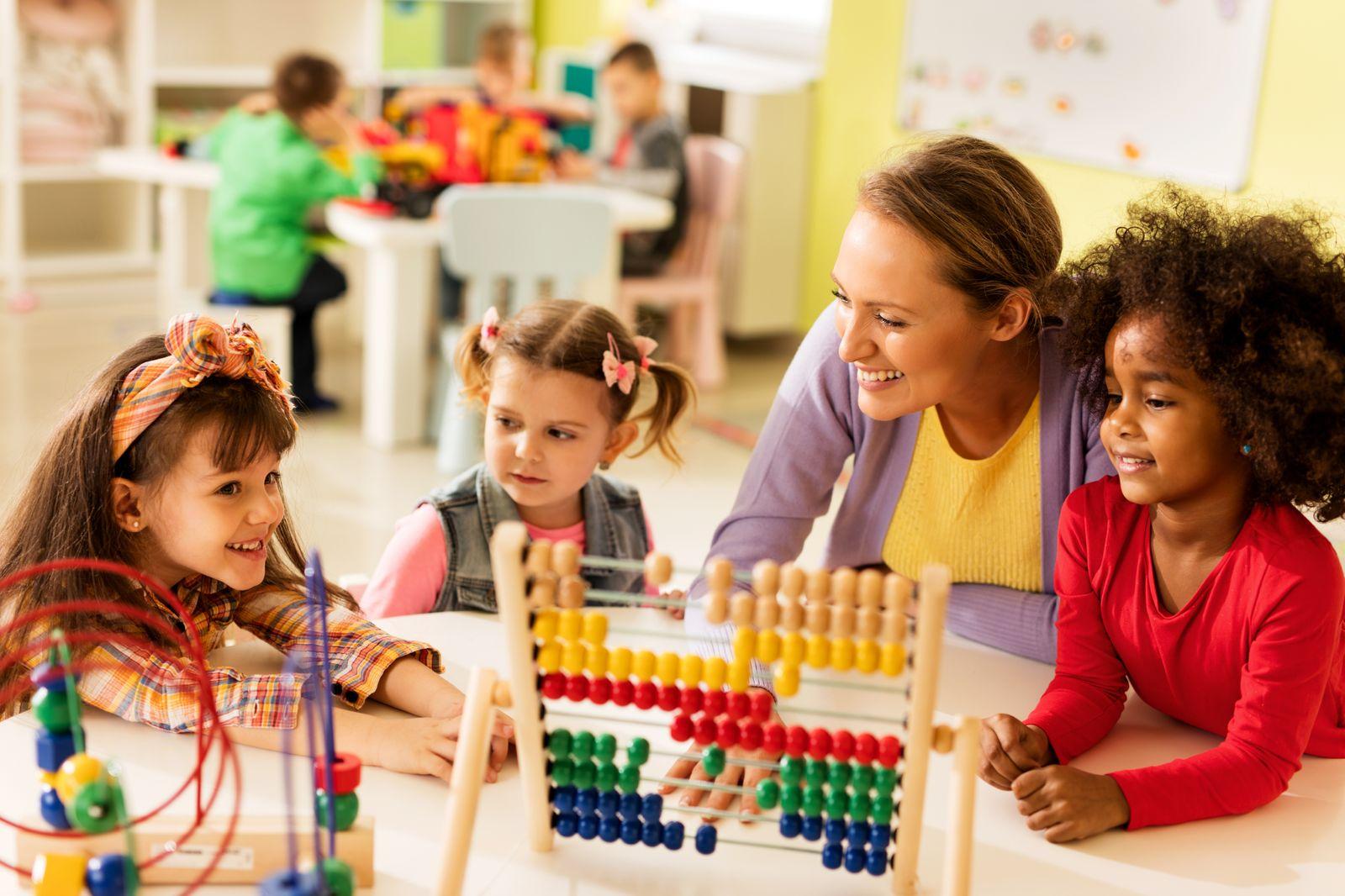 EINMALIGE VERWENDUNG Kita / Kindergarten
