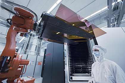 Neue Führung: Oerlikons Solargeschäft verantwortet nun ein Interim-Manager
