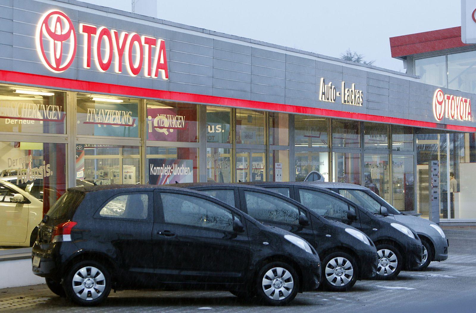 Toyota Autohaendler Deutschland