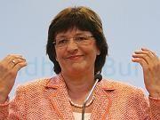 """Spricht von einem """"Erfolg"""": Gesundheitsministerin Ulla Schmidt (SPD)"""