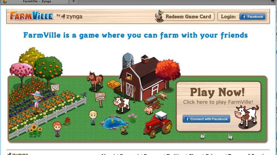 Onlinespiele gefragt: Hersteller wie Zynga oder Electronic Art profitieren davon