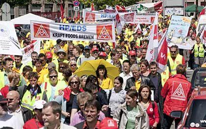 Streik beendet: Die EDS-Belegschaft hat sich mit HP geeinigt