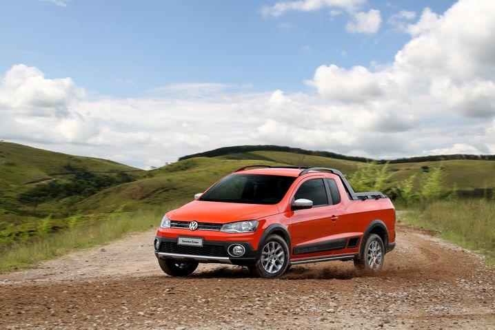 VW Saveiro: Schwieriges Terrain für den VW-Pritschenwagen in seinem Heimatmarkt Brasilien