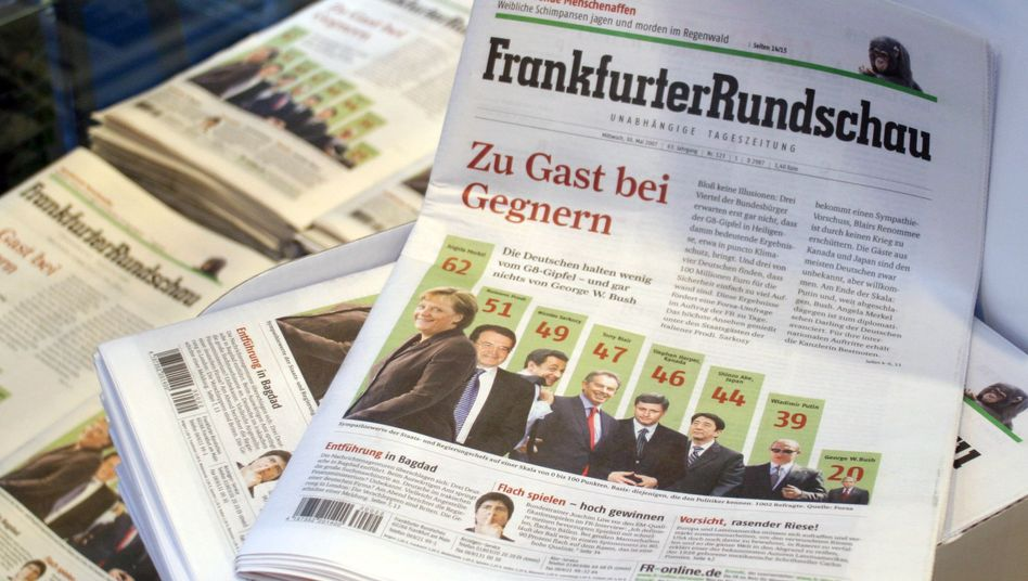 """Formatwechsel und Sparrunden waren vergeblich: Die """"Frankfurter Rundschau"""" ist pleite"""