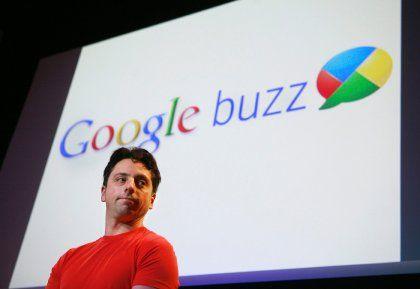 Sergey Brin: Der Google-Gründer stellte den neuen Universaldienst vor