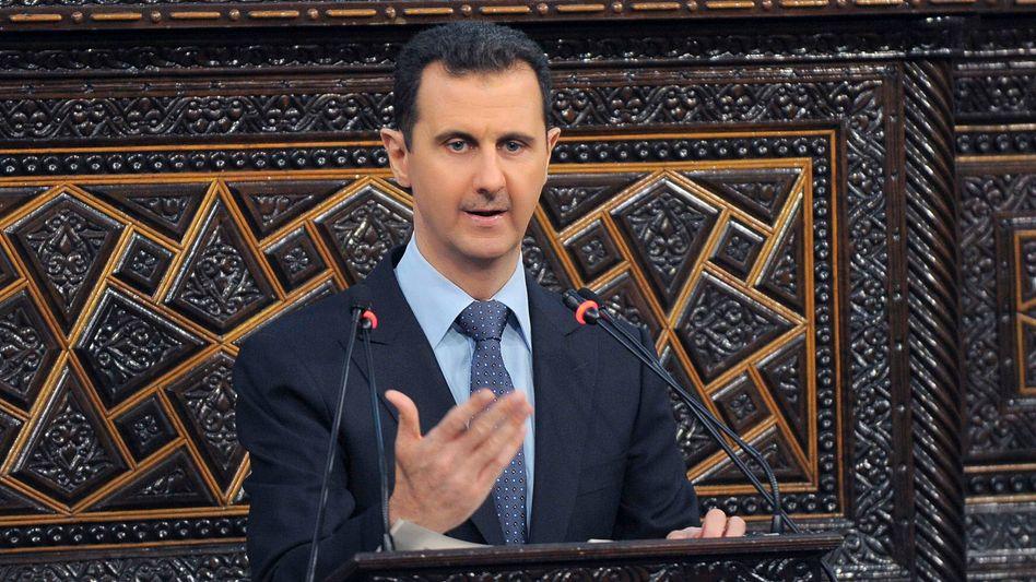 Folter als politisches Mittel? Syriens Präsident Assad wird scharf kritisiert