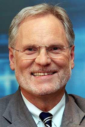 Will im Programm sparen: ZDF-Chef Schächter