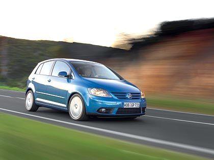 Nicht nur für Sitzriesen: VWs Golf Plus