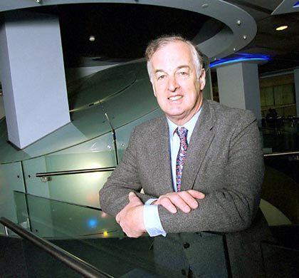 Vorbild: Den neuen British-Telecom-Chairman Christopher Bland besorgte ein Headhunter