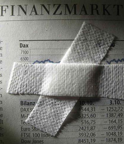 Klarer Auftrag: Der Fonds soll die Kapitallöcher der Banken kitten, nicht hohe Renditen erwirtschaften