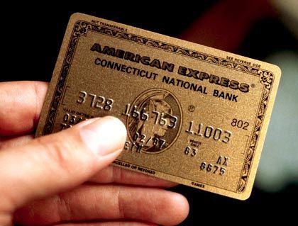 Gewinneinbruch bei Amex: Kreditausfälle auf Rekordniveau