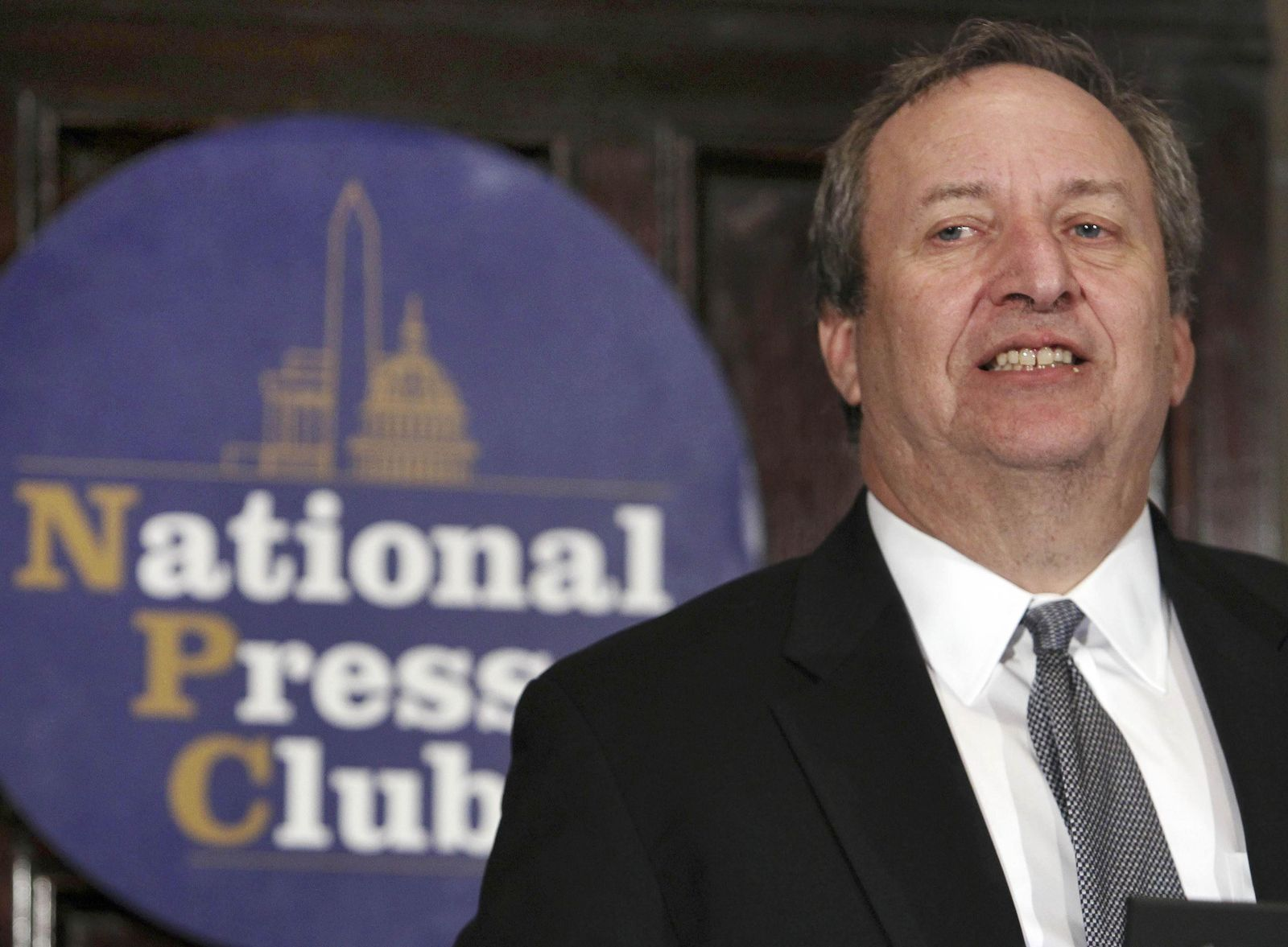 """Lawrence """"Larry"""" Summers"""