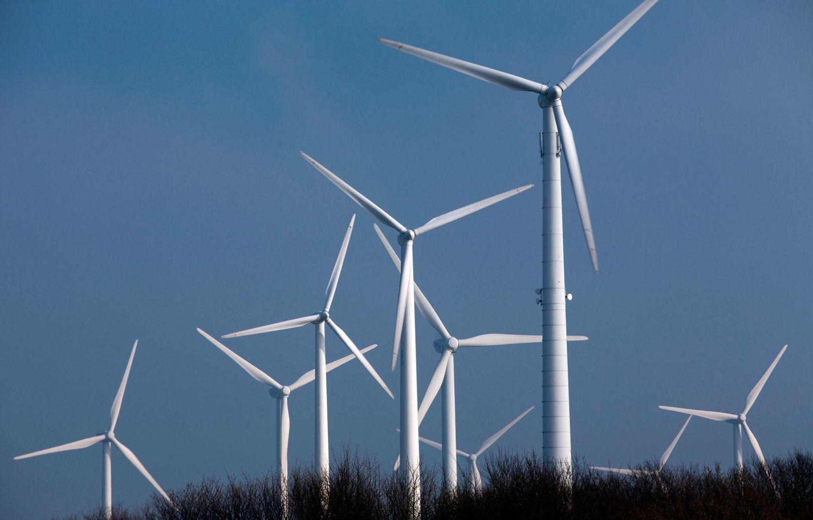 Neue Trassen für Windstrom