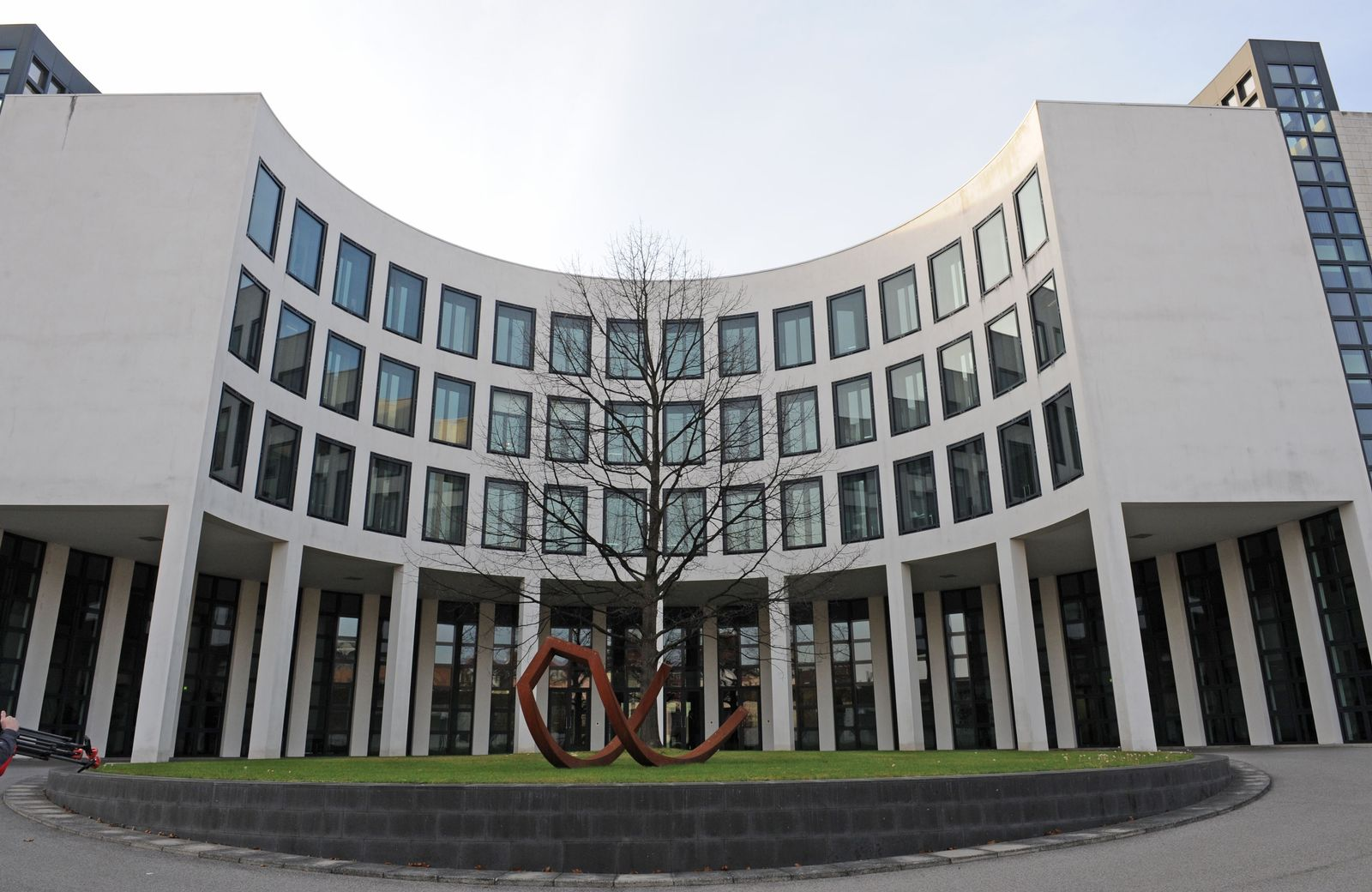 Gebäude Generalbundesanwaltschaft Karlsruhe