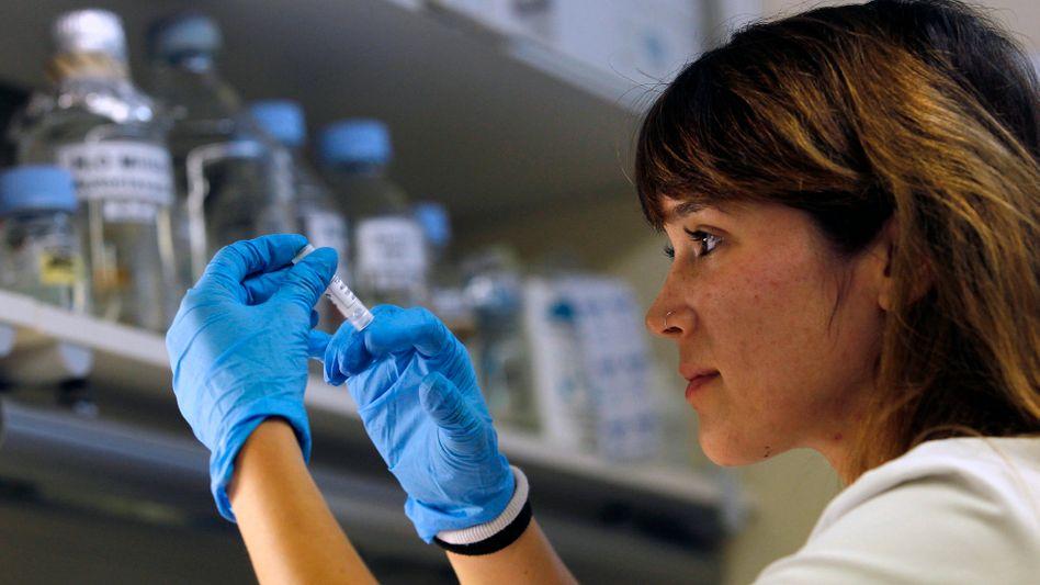 Forscherin in Barcelona: Das Wissenschaftsnetzwerk Researchgate will Forscher international besser verknüpfen